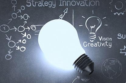 recherche d'idées pour l'entreprise