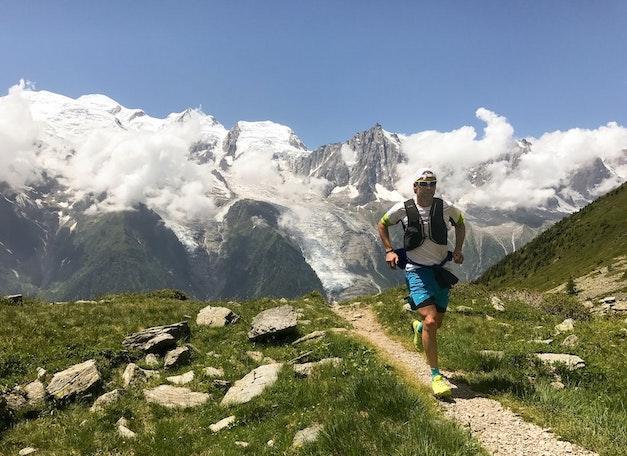 Trailer en montagne